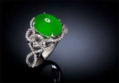 Kimibox jadeite ring (photography Eydis Einarsdottir)