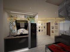 architekt FERENS design joanna ferens - hofman warszawa wizualizacje   MIESZKANIE KAZURY