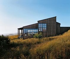 Turnbull Griffin Haesloop Architect. Sea Ranch?
