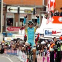 Maxim Iglinskiy (Astana) is the second Kazakh winner in three years.
