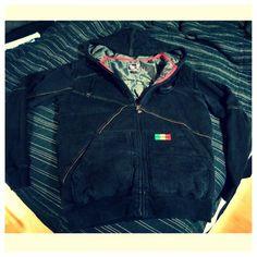 Selling this Matix Rasta Colors Zip Up in my Poshmark closet! My username is: christy_mae. #shopmycloset #poshmark #fashion #shopping #style #forsale #Matix #Jackets & Blazers