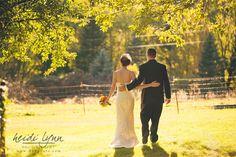 My cousin's beautiful Minnesota farm wedding