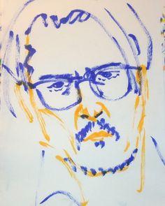 いいね!17件、コメント3件 ― @1mindrawのInstagramアカウント: 「#1mindraw #johnnydepp #ジョニーデップ #19630609 #birthday #誕生日 #portrait #筆ペン画」