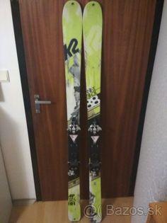 Predám SKIALP SET lyže+viazanie+pásy (aj lyžiarky) - 1
