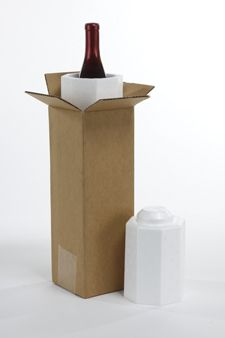 how to pack wine bottles for shipping