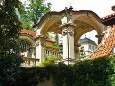 Garden Fürstengerg, Prague