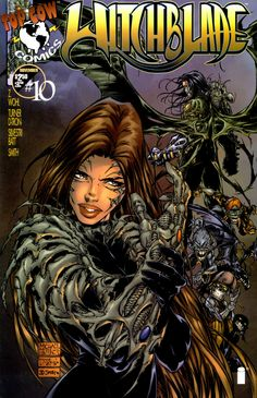 OK, so Witchblade armour rocks but how do we Ultrafy it?