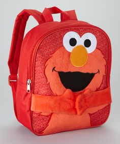 Red Elmo Backpack add to my favorites Sesame Street $13.99