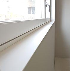 Ny listefri løsning for dør og vindu - Tak og listverk - ifi.no Bathtub, Deco, Bathroom, Modern, Standing Bath, Washroom, Bathtubs, Bath Tube, Full Bath