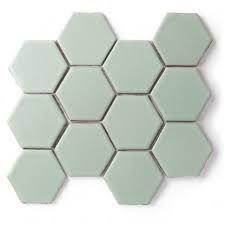 """Image result for 8"""" hexagon tile floors"""