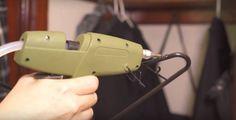 8 choses totalement brillantes à faire avec votre pistolet à colle! - Trucs et Astuces - Trucs et Bricolages
