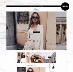 Chic2 - Blogger Template Responsive Design Custom Blogger Design Responsive Blogger Template Blogger theme blogspot Template   #etsy #etsyshop #themes #templates #youtube #fashiontrends  #pinterest #fashionblogger #fashion #fashionblog #outfits #etsyseller #etsygifts #blogging #bloggingforbeginners #bloggingtips #blogger #blog #lookbook #pinteresttips #startablog Blogger Templates, Blogger Themes, Design