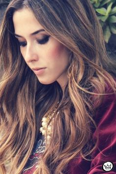 i think i would love my hair if it looked like this!
