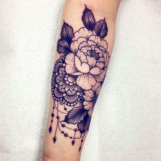 Ink, Watercolor Tattoo, Tattoos, Flowers, Sketches, Tattoo Watercolor, Florals, Floral, India Ink