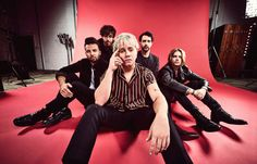 Nothing But Thieves - November UK tourWithGuitars