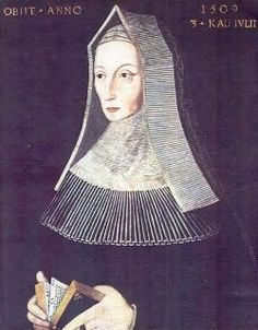 MARGARET BEAUFORT(May 31, 1443-June 29,1509) Margaret Beaufort was the daughter of John Beaufort, duke of Somerset (1403-1444) and Margaret Beauchamp and married Edmund Tudor, earl of Richmond (1430-1456) in 1455. She gave birth to the future Henry VII when she was fourteen. He was her only child, although she married twice more, to Henry Stafford (d. 1471) and then to Thomas Stanley, earl of Derby (1435-1504).
