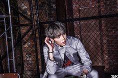 "Hui-휘//""나라리"" Photoshoot 2/3"