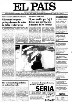1 de Septiembre de 1984
