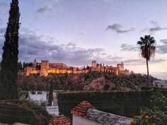 Alhambra. Mi Alhambra. Granada