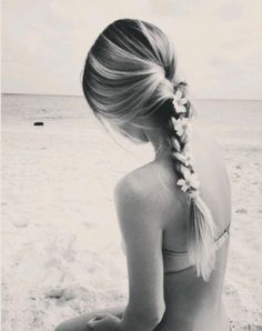 A silky hair braided to the back is the perfect beach look. Walgreens.com has everything you need for a good hair day.