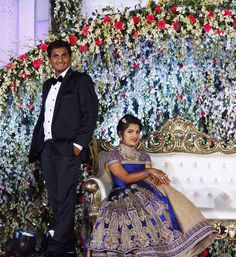 Want to #witness a #fairytale wedding? Here's our #HappyAsopalavBride Dimpi who looked nothing less than a #princess in all her #weddingoccasions along with the #suave groom Akash! Beaming with #happiness & #bridalglow in Asopalav outfits! #IndianBrides #AsopalavBride #Ahmedabad #Elegance #IndianLehenga #AsopalavCouples #IndianEthnic #Asopalav #DesignerCollection #NewCollection #ElegancePersonified #Indianweddings #Indianfashion…