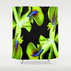 Customize your bathroom decor with unique shower curtains designed by artists around the world. Made from 100% polyester our designer shower curtains are printed…