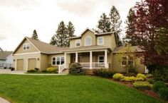 $398,0003908 North Palmer Drive, Coeur D Alene ID 83815 - deck and open floor plan