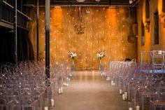 cerimônia de casamento indoor