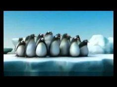 TRABAJO EN EQUIPO-Pinguinos -COOPERATIVE WORK!!!!!!!