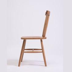 Построить деревянный ЗОМО Виндзорский стул все из массива дерева обеденный стул белый дуб стул Чистого твердого дерева мебель съесть стол и стул купить на AliExpress
