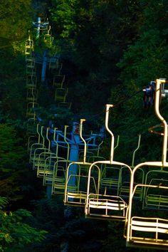 Fun Mountain Amusement Park | Abandoned Amusement Parks