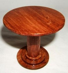 Art Deco Style Miniature Table - Web Exclusive Beginners Project | Features | Collectors Club of Great Britain