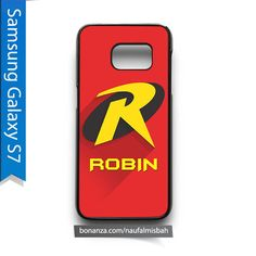 Robin Samsung Galaxy S7 Case Cover