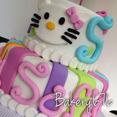 Hello kitty cake / pastel Bakery 676