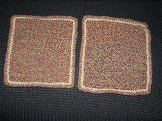 Set of Two, Dishcloths