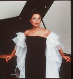 Opera star Kathleen Battle