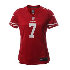 Apoya a tu equipo con el Jersey San Francisco #49ers de #Nike inspirado en el que usan los profesionales en la cancha de fútbol. #NFL