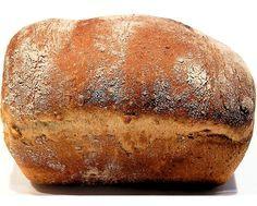 Voici une recette de pain sans gluten qui ressemble très fortement au pain classique. La recette est vraiment très facile à faire, mais la pâte devra reposer pendant au moins 3h30, afin qu'elle puisse lever.