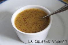 Recette Sauce salade au citron et au miel - La cuisine familiale : Un plat, Une recette