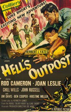 Tough little film adapted from the Luke Short Western novel.