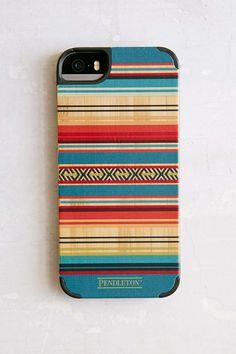 Recover Serape Wood iPhone 5/5s Case