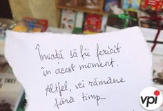 Învață să prețuiești ce ai! - Viral Pe Internet Arabic Calligraphy, Internet, In This Moment, Arabic Handwriting