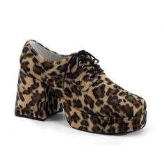 b1456295421 Funtasma Men s Jazz 02 BN FUR Oxford Funtasma.  44.99 Boogie Shoes