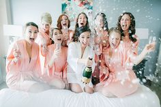 Brides: Things Every Bridesmaid Should Pack With Them on the Wedding Day