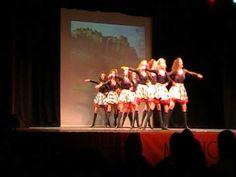 Oban Choreography 2012 - The Edinburgh Festival - YouTube