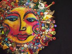 THE mosaic sunface on etsy / Flickr - Photo Sharing! on imgfave