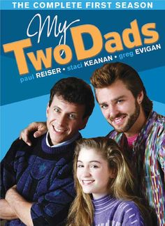 My Two Dads- anyone remember this show? 80 Tv Shows, Old Shows, Best Tv Shows, Favorite Tv Shows, Mejores Series Tv, Vintage Tv, My Childhood Memories, 1980s Childhood, Teenage Years