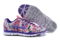 the latest d5327 7ae2b 2015 summer Nike free run Nest Floral Series models Women running shoes  sneakers breathable mesh sport shoes