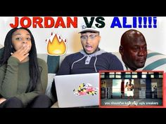 "Epic Rap Battles of History ""Michael Jordan vs Muhammad Ali"" Reaction!!! - YouTube"