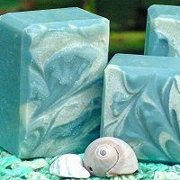 Handmade soap by Neapolitan Soaps